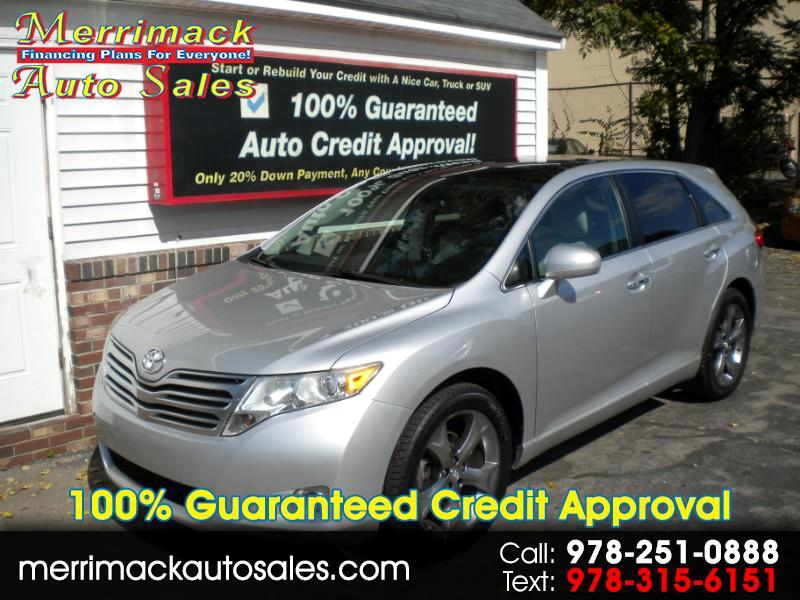 2011 Toyota Venza LOW MILES AWD