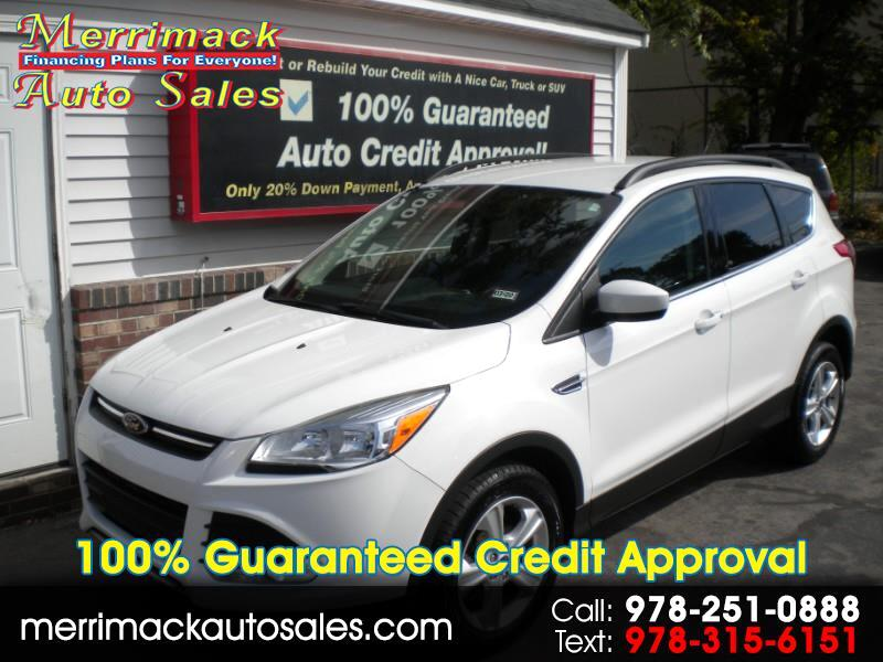 2014 Ford Escape LOW MILES 4WD