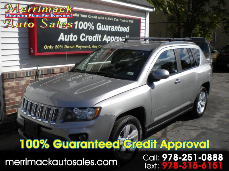 2014 Jeep Compass LATITUDE LEATHER