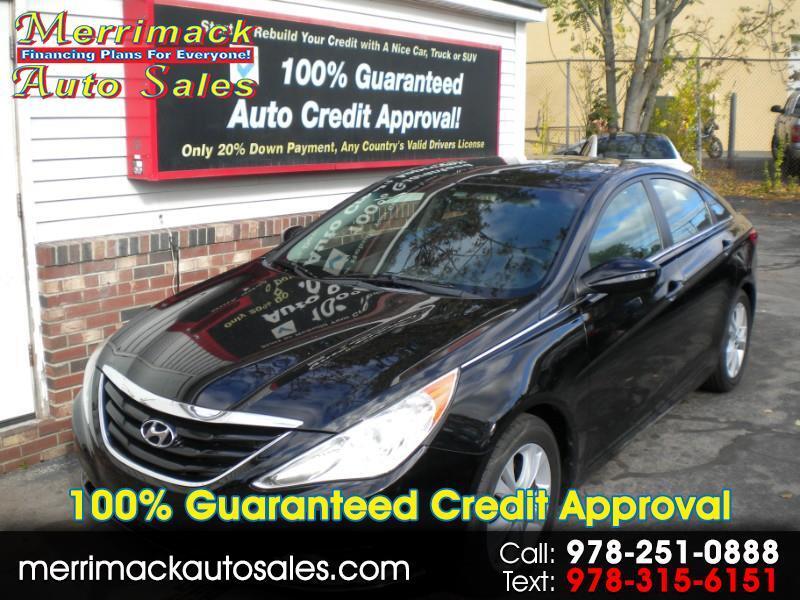 2011 Hyundai Sonata SPORTY GAS SAVER