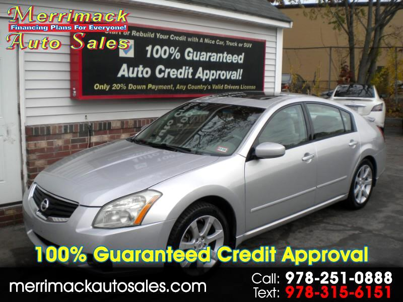 2008 Nissan Maxima ONE OWNER LOW MILES