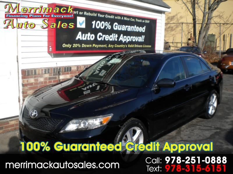 2011 Toyota Camry MOON ROOF