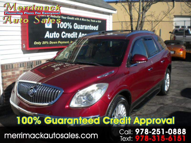 2010 Buick Enclave LEATHER MOON ROOF