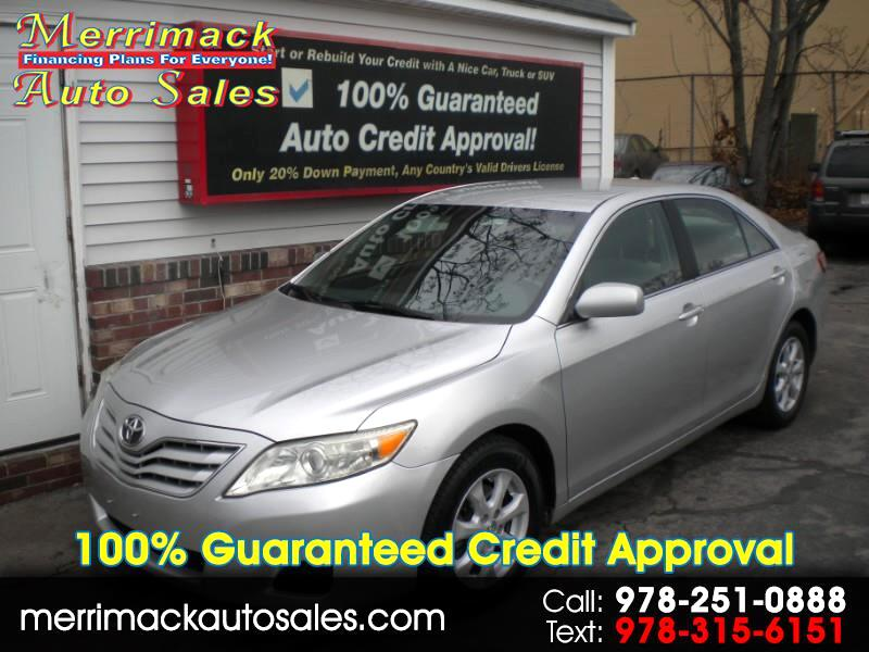 2010 Toyota Camry AFFORDABLE