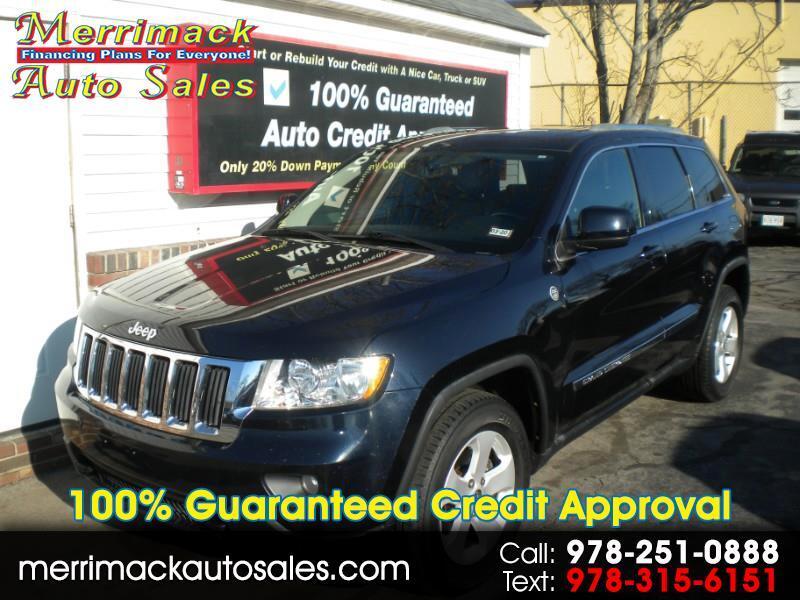 2011 Jeep Grand Cherokee LAREDO LEATHER