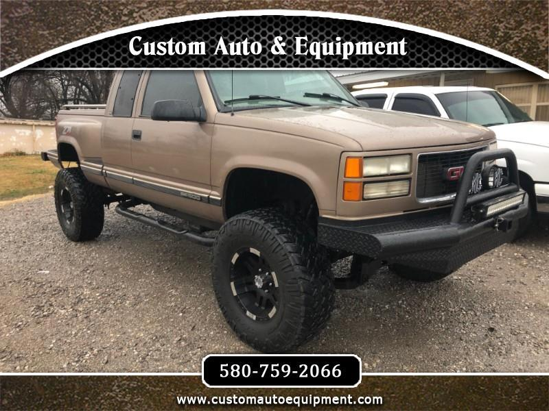 1997 GMC Sierra C/K 1500 Ext. Cab 6.5-ft. Bed 4WD