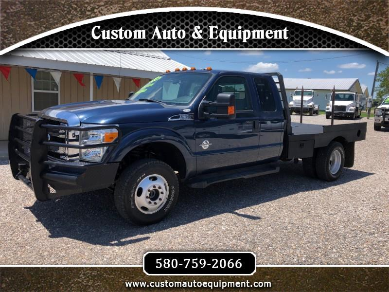 2014 Ford F-350 SD XLT SuperCab Long Bed DRW 4WD