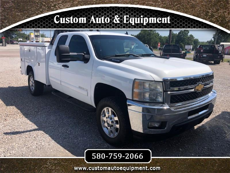2011 Chevrolet Silverado 3500HD LT Ext. Cab Long Box 4WD