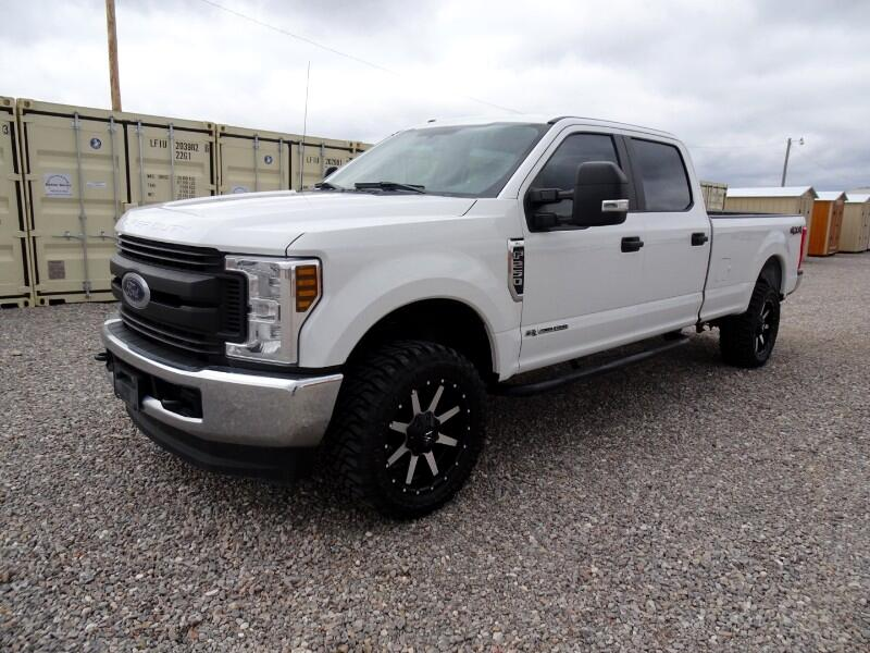Ford F-250 SD XLT Crew Cab Long Bed 4WD 2018