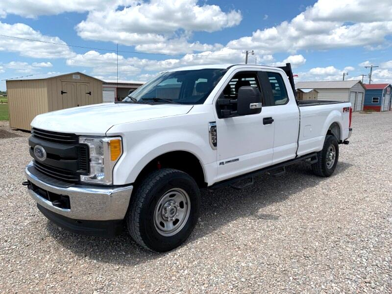 Ford F-350 SD XLT SuperCab Long Bed 4WD 2017