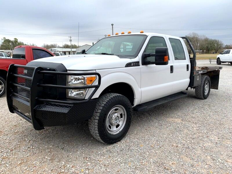 Ford F-350 SD XL Crew Cab Long Bed 4WD 2015
