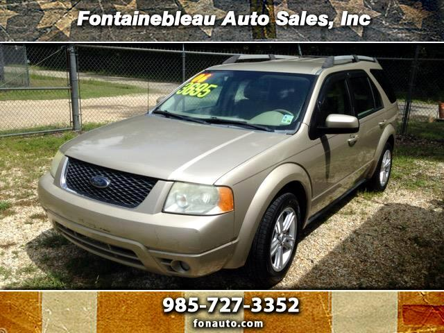 2006 Ford Freestyle 4dr Wgn Limited