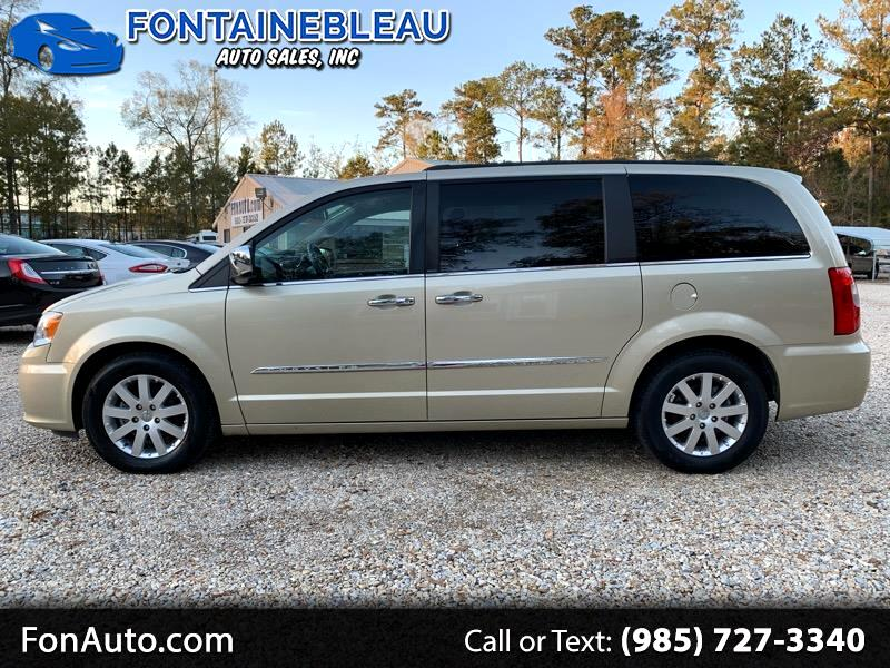 2011 Chrysler Town & Country 4dr Wgn Touring w/Leather