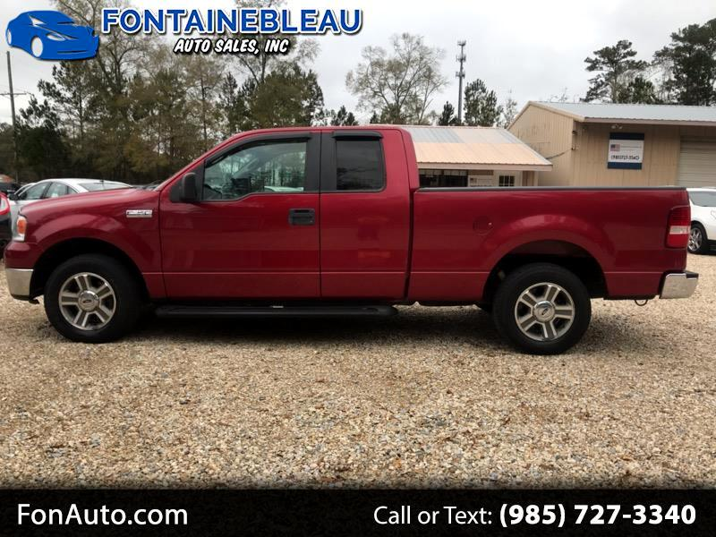 "2007 Ford F-150 2WD Supercab 133"" XLT"