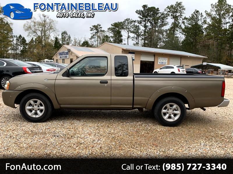 2002 Nissan Frontier 2WD King Cab I4 Auto SE