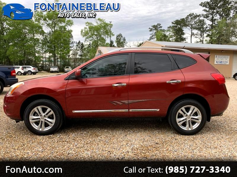 2013 Nissan Rogue SV 2WD