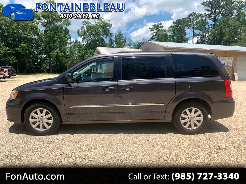 2015 Chrysler Town & Country 4dr Wgn Touring Plus