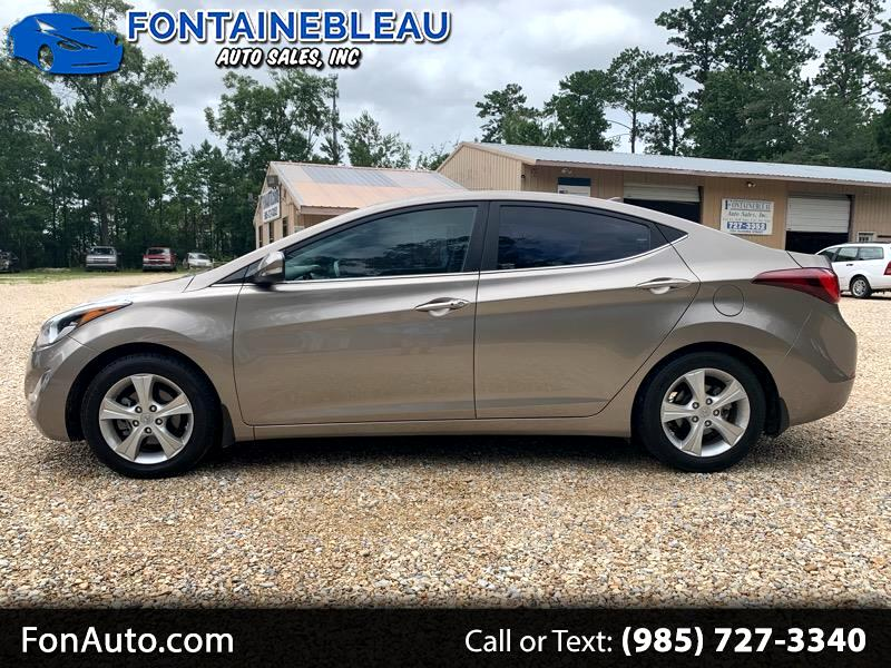 2016 Hyundai Elantra Value Edition 2.0L Auto (Alabama)
