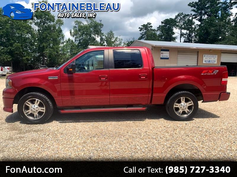 "2007 Ford F-150 2WD SuperCrew 145"" FX2 Sport"