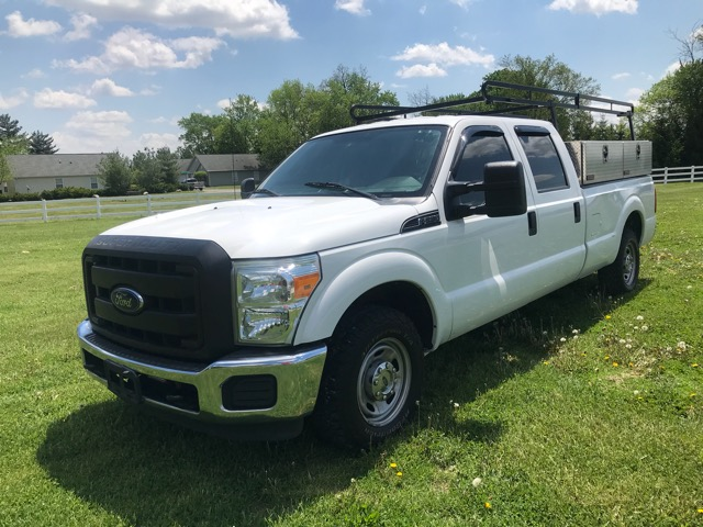 2014 Ford F-250 SD King Ranch Crew Cab Long Bed 2WD