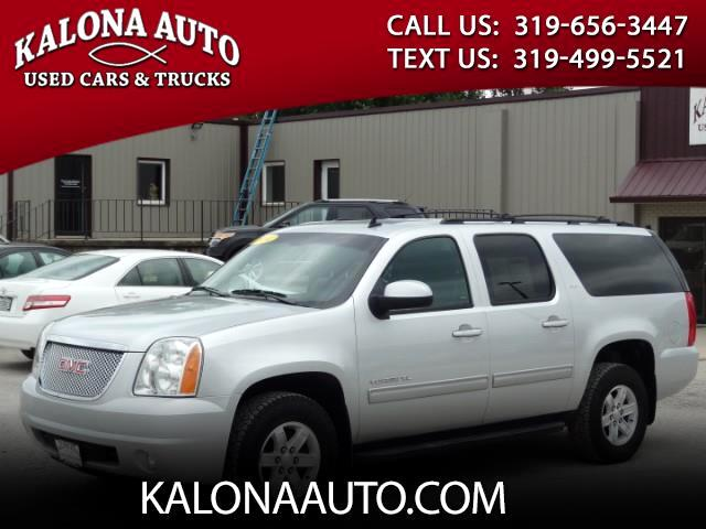 2014 GMC Yukon XL SLT 1/2 Ton 4WD