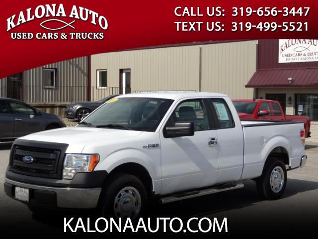 2014 Ford F-150 XL SuperCab 2WD