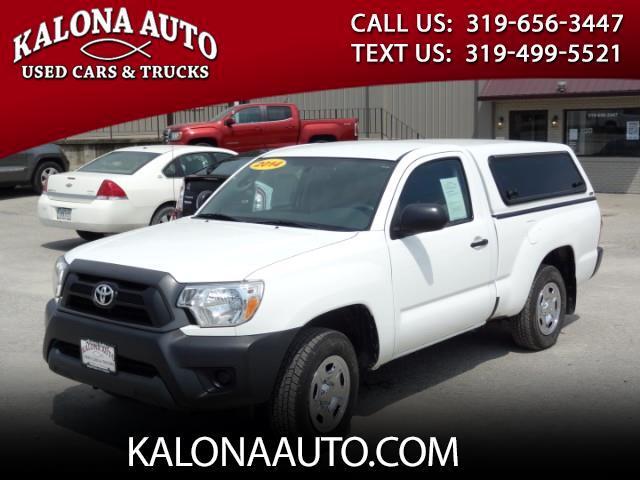 2014 Toyota Tacoma Regular Cab 2WD