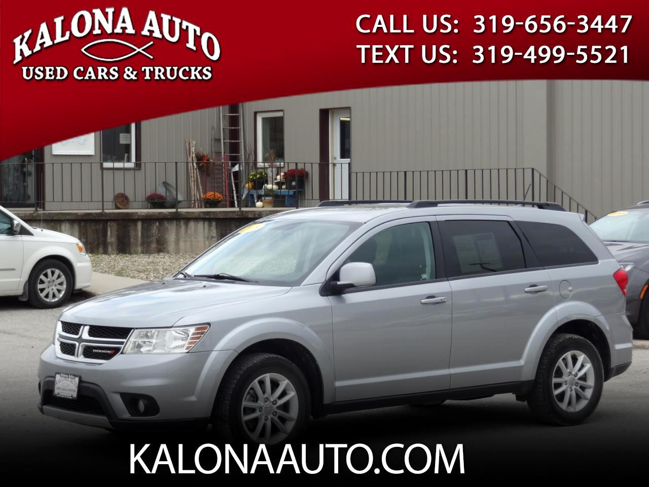 Dodge Journey SXT AWD 2015