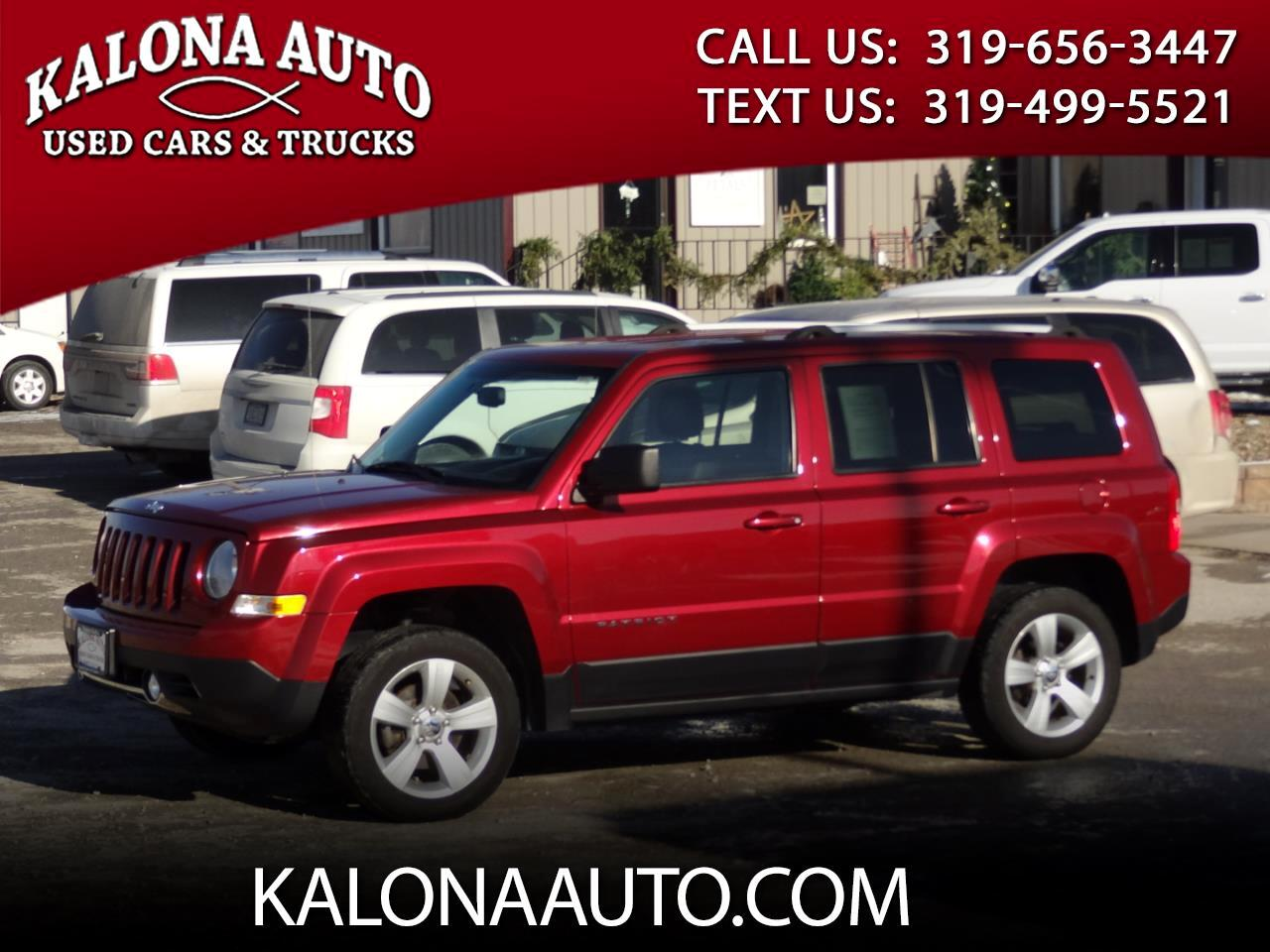 Jeep Patriot Limited 4WD 2015