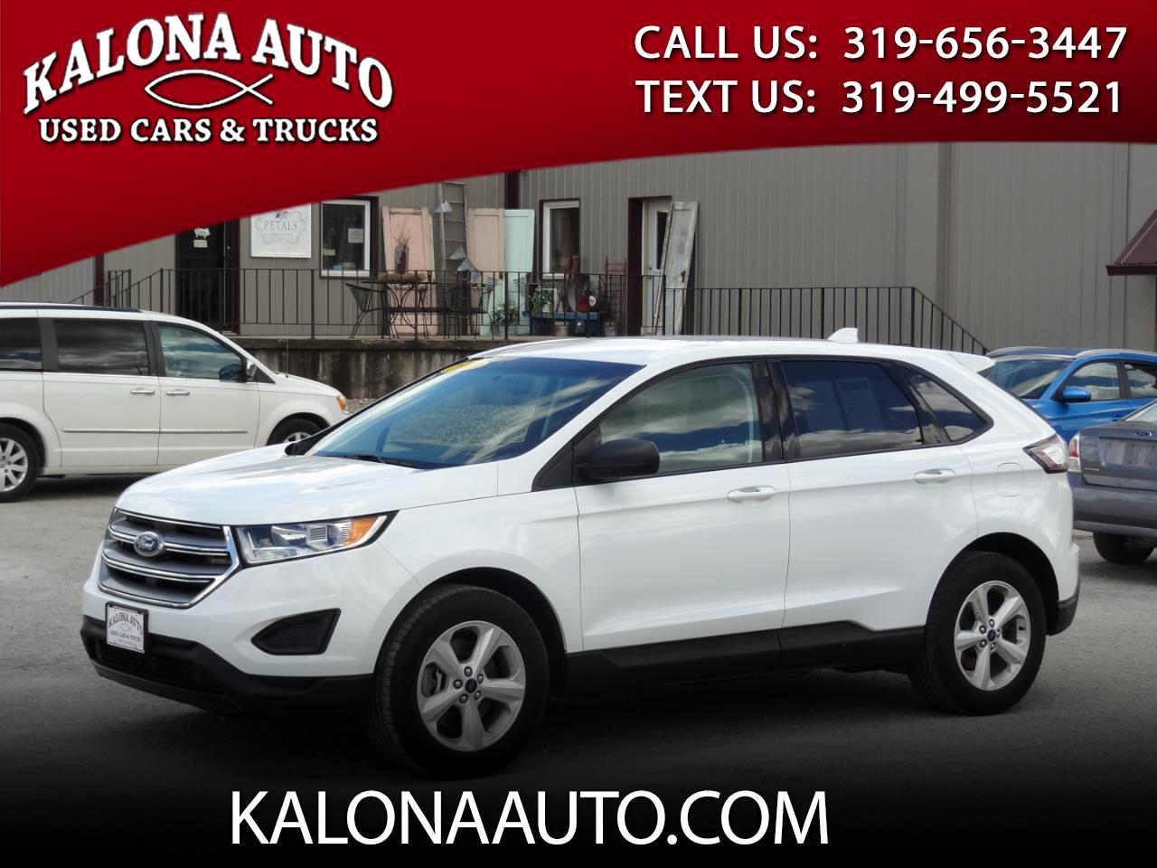 Ford Edge SE AWD 2017