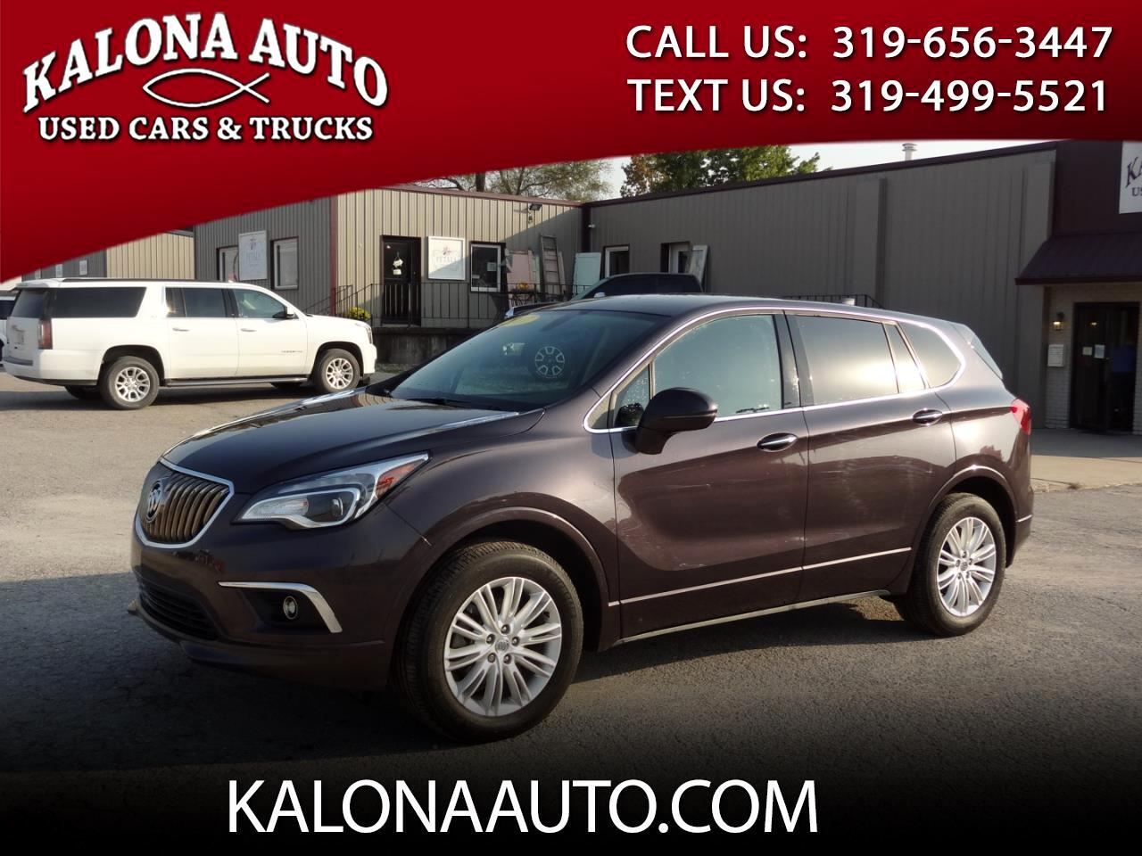 Buick Envision Preferred AWD 2017