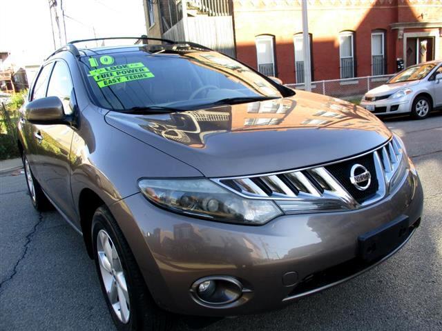 2010 Nissan Murano S AWD