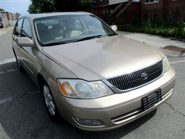 Toyota Avalon XL 2002
