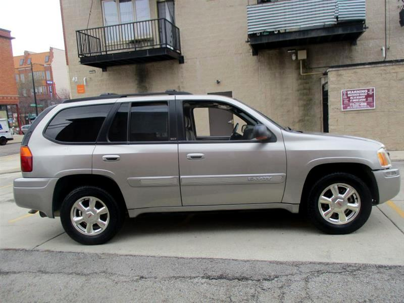 2002 GMC Envoy SLE 2WD