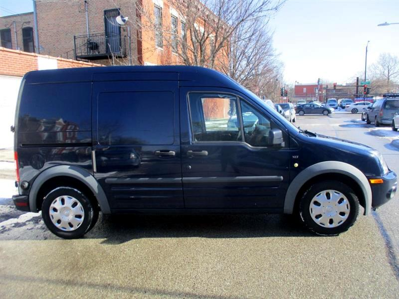Ford Transit Connect XLT with Rear Door Glass 2012