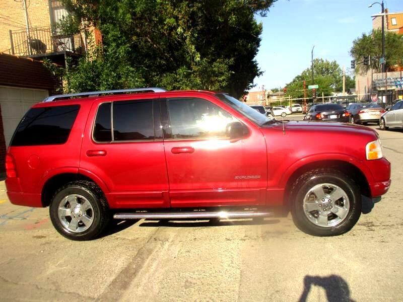 2004 Ford Explorer Limited 4.6L 4WD