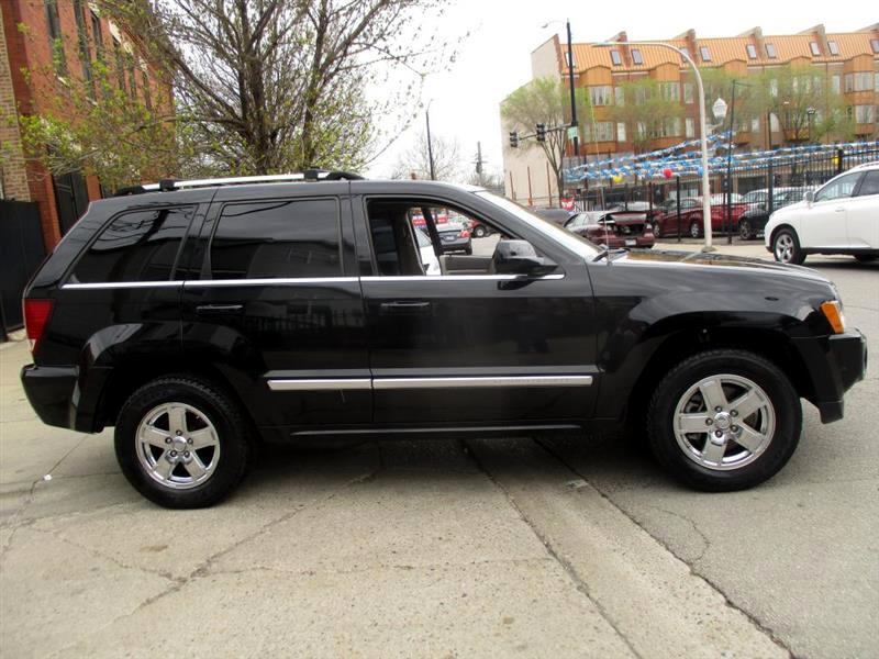 Jeep Grand Cherokee Overland 4WD 2007