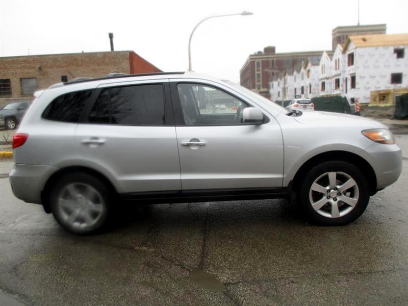 Hyundai Santa Fe SE AWD 2009