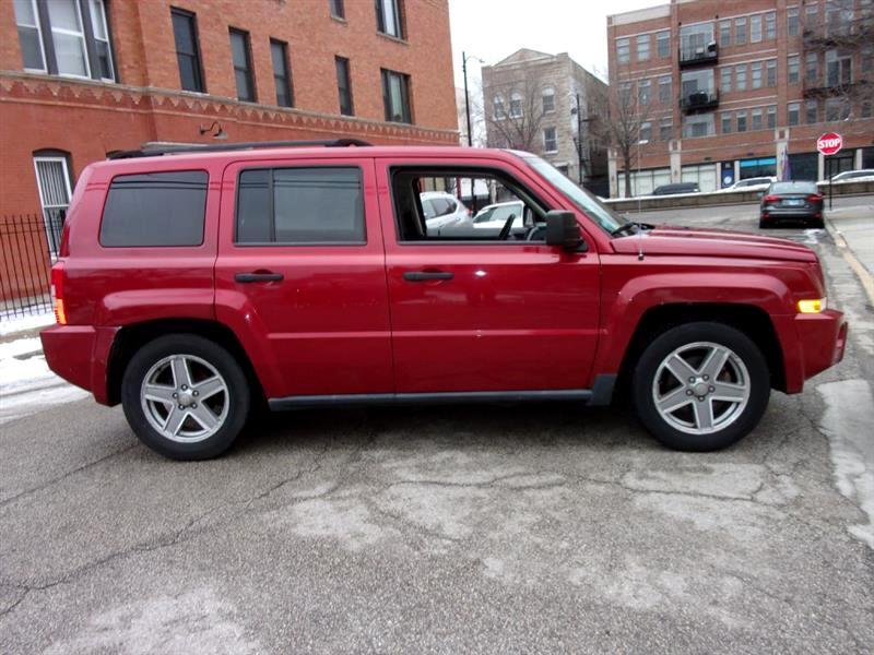 Jeep Patriot Sport 4WD 2007