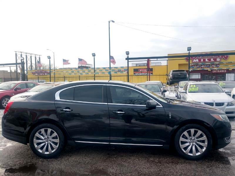 Lincoln MKS FWD 2015