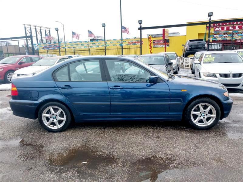 BMW 3-Series 325i Sedan 2004