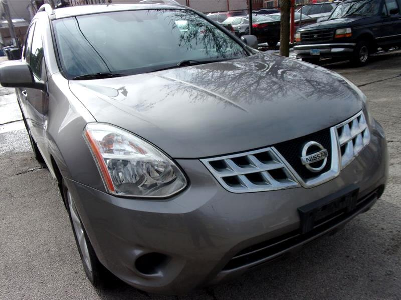 Nissan Rogue S 2WD 2011