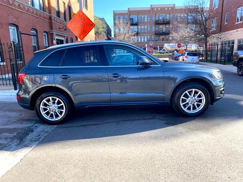 Audi Q5 2.0 quattro Premium 2011