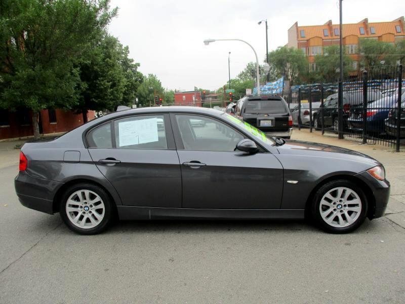 BMW 3-Series 325i Sedan 2006