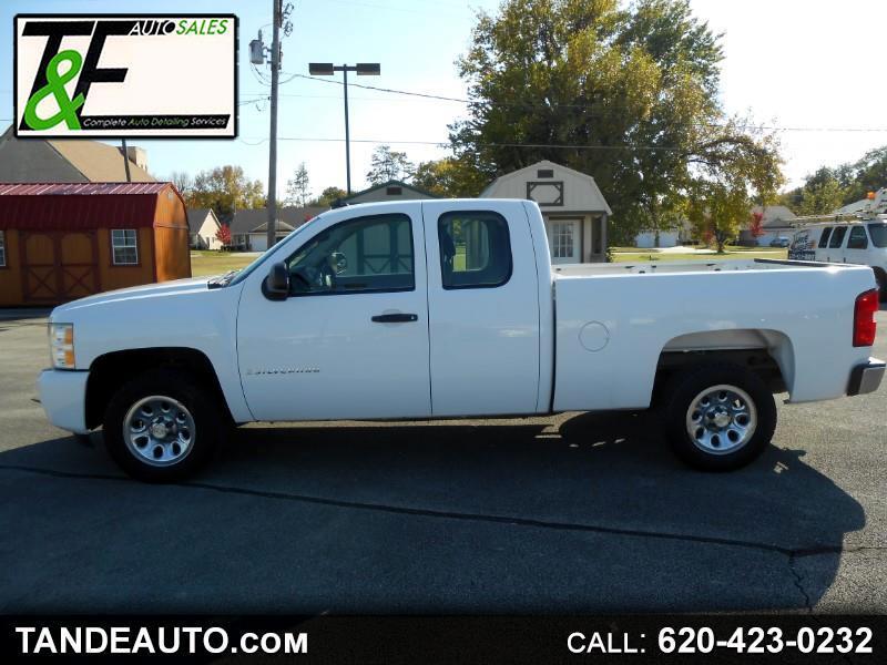 2009 Chevrolet Silverado 1500 Work Truck Ext. Cab Std. Box 2WD