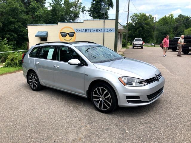 2016 Volkswagen Golf SportWagen Tsi Limited