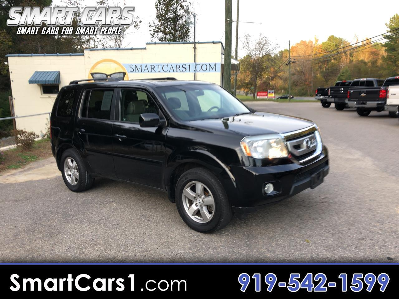 Used 2010 Honda Pilot For Sale In Pittsboro Nc 27312 Smart Cars By