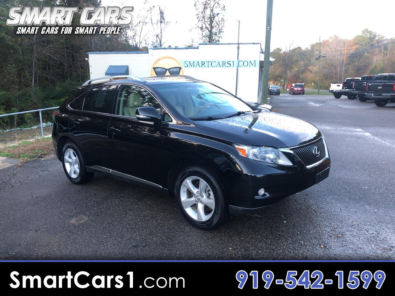 Used 2010 Lexus Rx 350 For Sale In Pittsboro Nc 27312 Smart Cars By