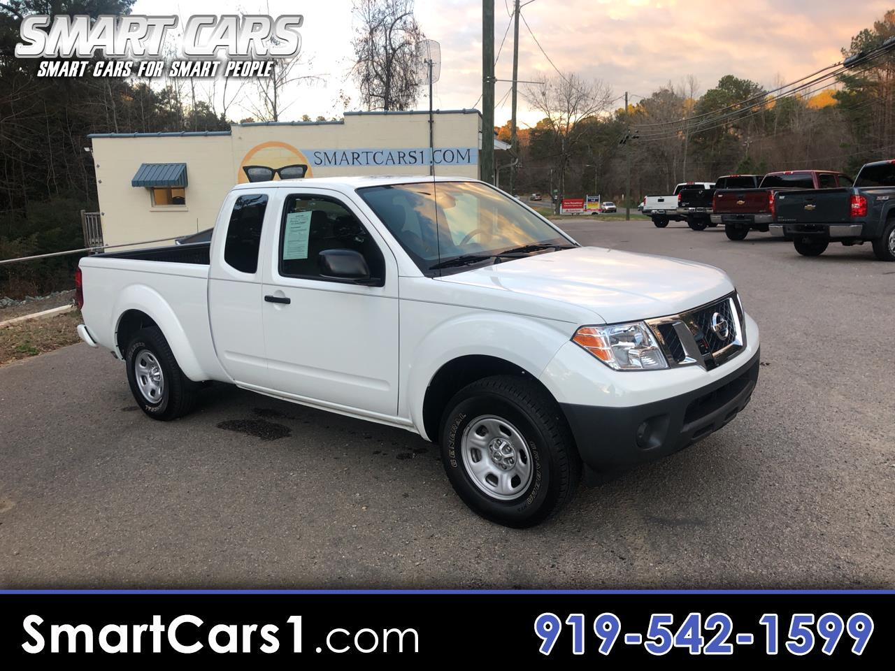 2018 Nissan Frontier S King Cab 5MT 2WD