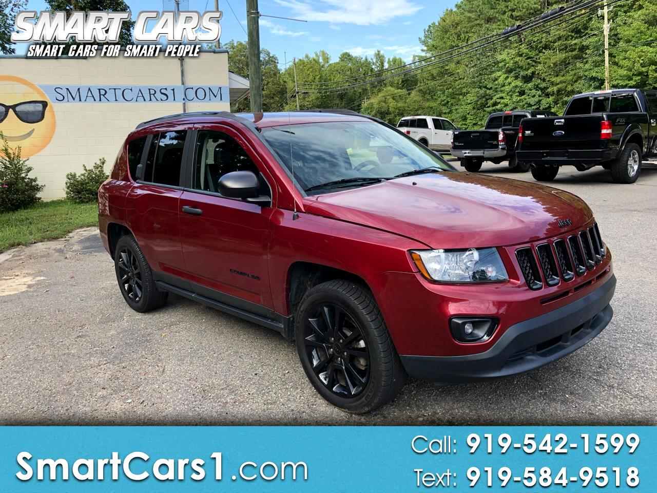 2015 Jeep Compass Altitude FWD